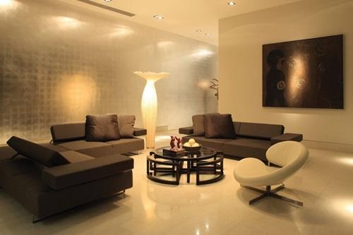 Lighting your living room