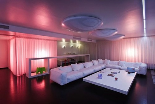 Lighting your living room