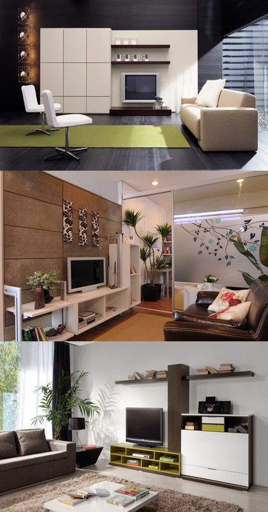Living Room Cabinets Different Designs Interior Design