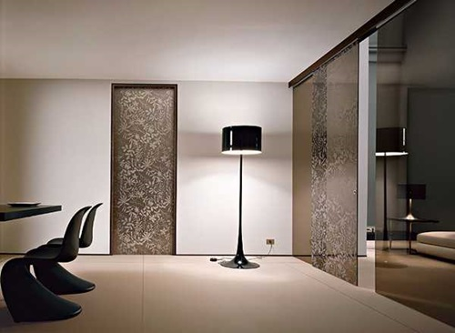 Modern Glass Room Dividers Interior Design