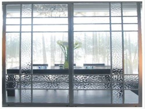 Modern Glass Room Dividers