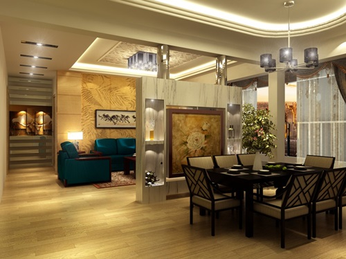 Modern Living room dividers