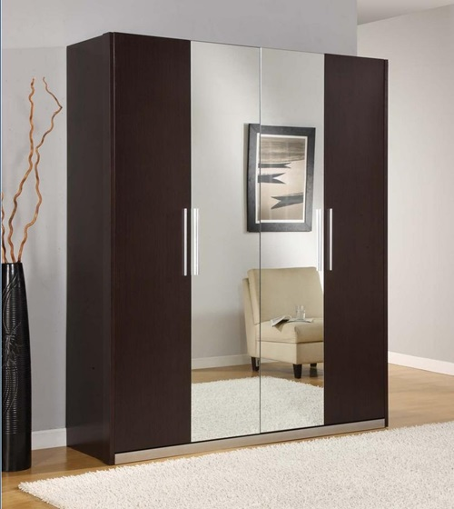 Modern wardrobes for contemporary bedrooms interior design for Wardrobe designs for small bedroom