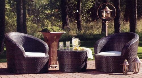 Outdoor furniture best materials – Teak, Aluminum, Wicker
