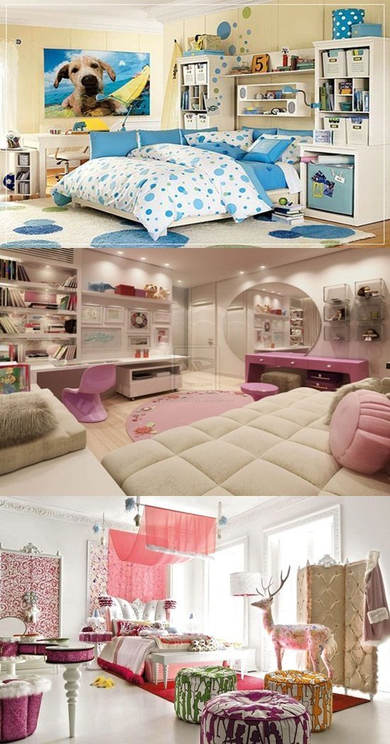 redecorating your teenager room interior design