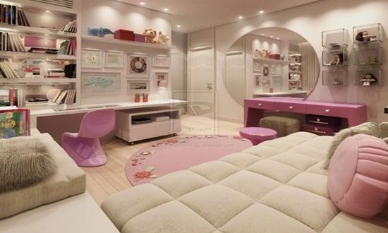 Redecorating Your Teenager Room Interior Design
