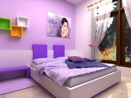 Redecorating your teenager room interior design for Redecorating bedroom