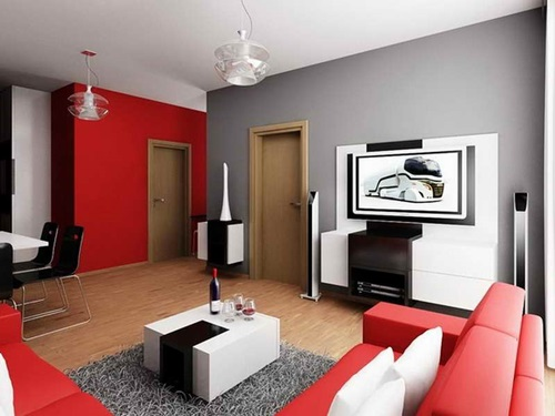 Sports interior design ideas for living rooms