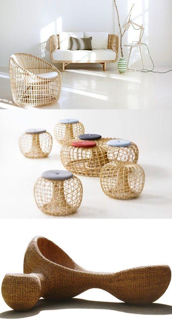 Stylish and Sustainable Rattan Furniture