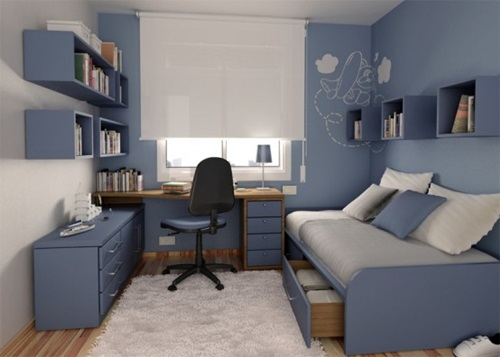 Teen Bedrooms – Decorating your Teen's Bedroom