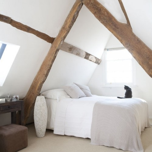 Tips for Designing Attic Bedroom
