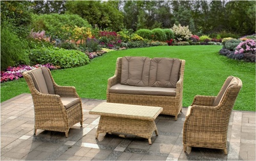 Tips for Designing your Outdoor Garden Furniture