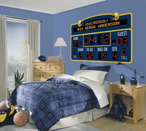 Your children's bedroom workspace