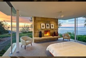 A Fireplace in the Bedroom!!...why not?!