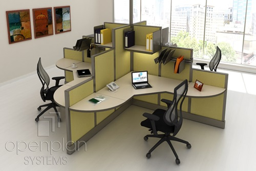 All About System Office Furniture