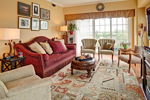 Antique Furniture Interior Design ~ Antique furniture for living rooms interior design