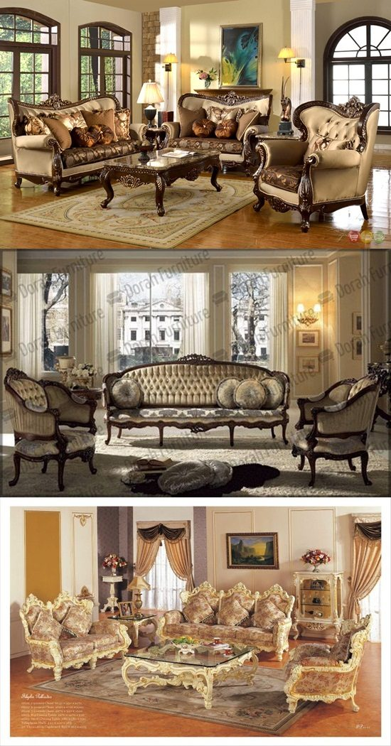 Antique Furniture For Living Rooms Interior Design