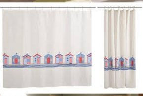 Bathroom Curtains - Cute Shower Curtains