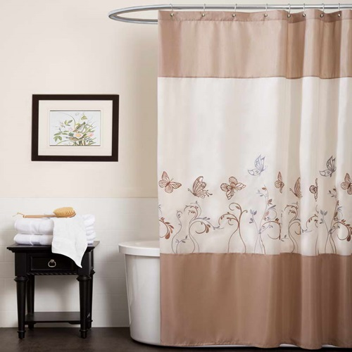 Bathroom Curtains Cute Shower Curtains