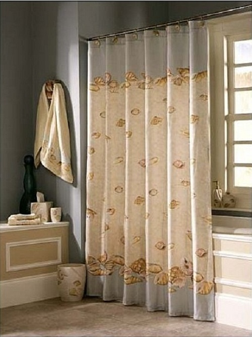 The Best 28 images of original shower curtains bathroom  : Bathroom Shower Curtains Original Decorating Ideas 11 from shareasecretmag.com size 500 x 667 jpeg 84kB