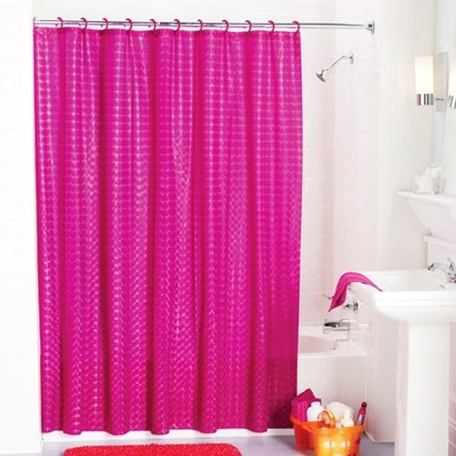 Bathroom Shower Curtains Original Decorating Ideas Interior