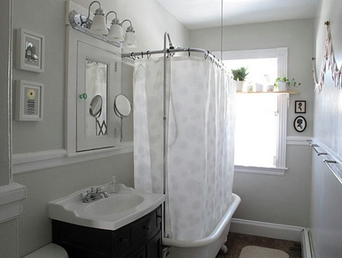 Marvelous ... Bathroom Shower Curtains U2013 Original Decorating Ideas