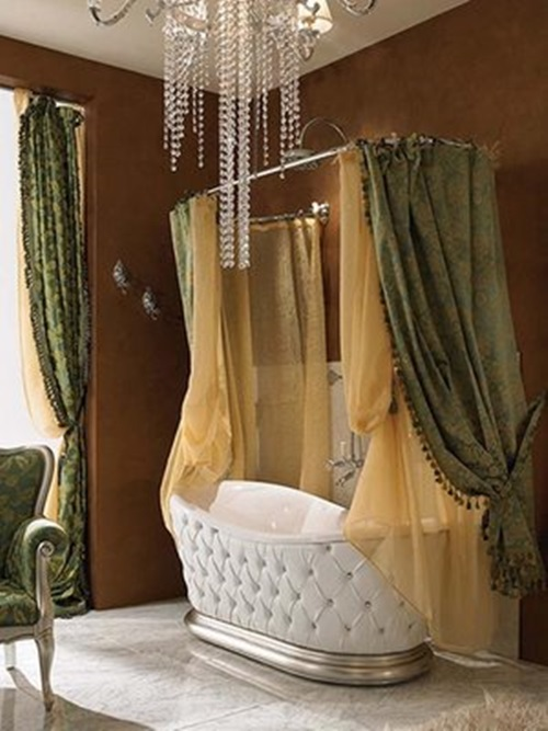 Bathroom curtains designs – curtains favourite