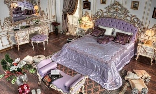 Classic bedroom ideas nothing beats a classic dedroom for Decoracion rococo