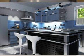 Cool Ultra-modern Kitchens