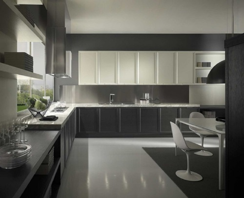 cool ultra modern kitchens - Cool Modern Kitchens