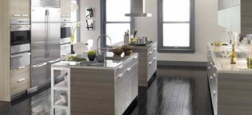 Cool Modern Kitchens cool modern kitchen applying white and black interior with Cool Ultra Modern Kitchens