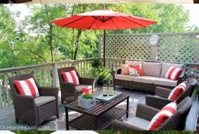 Decorating your Outdoor - Living Rooms