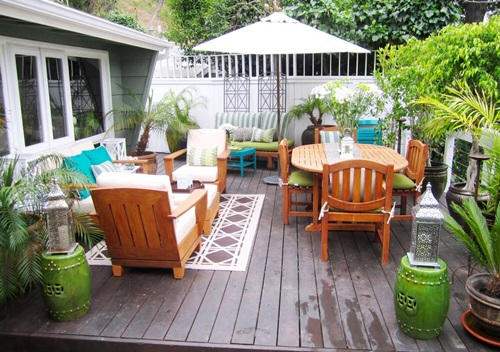 Decorating your Outdoor – Living Rooms