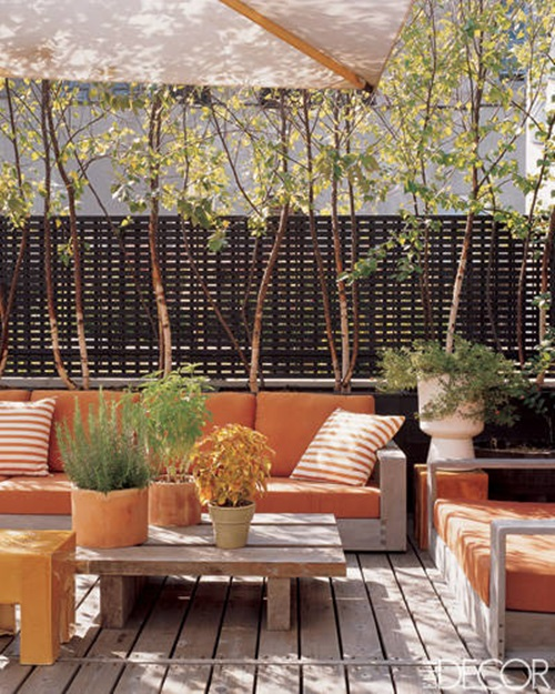 Decorating Your Outdoor Living Rooms