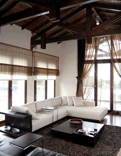 Contemporary Shag Area Rugs decorative area rugs – focal point - interior design
