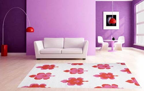 Decorative Area Rugs – Focal Point - Interior design