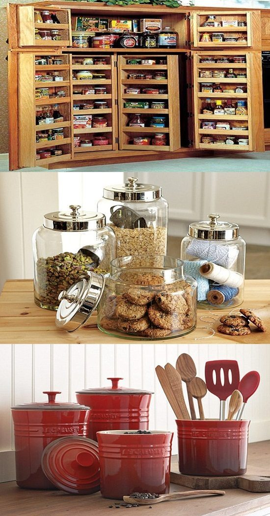 Decorative and Stylish Containers for your Kitchen