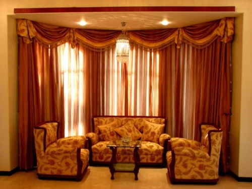 Different Kinds Of Curtains For An Elegant Look Interior Design