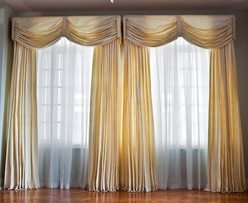 Image gallery elegant curtains - Delightful window treatment decorating design with various modern grey curtain ...