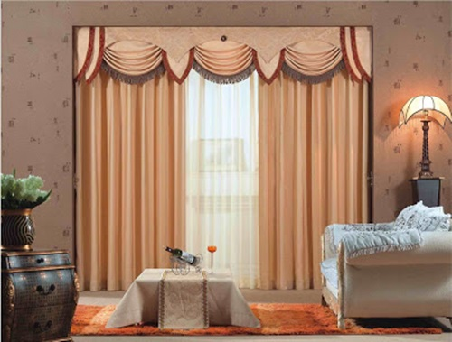 Different Types of Elegant Curtains