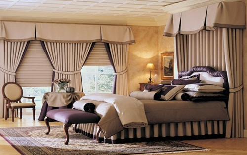 Different Types of Elegant Curtains