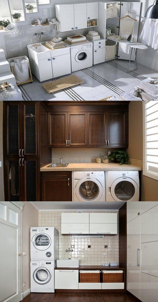 Efficient Laundry Room Designs Interior Design