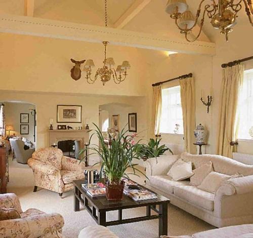 Elegant Living Room Design Ideas