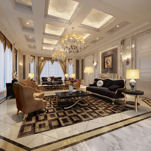 Elegant living room design ideas interior design for Interior design living room elegant