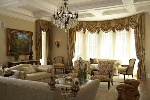 Elegant Living Room Design Ideas