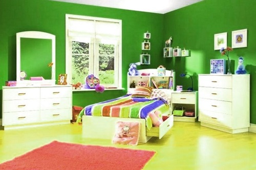 Feng Shui style is the best for your kids room