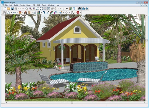 Virtual Home Designing Online