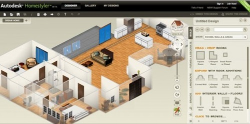 Virtual Home Design