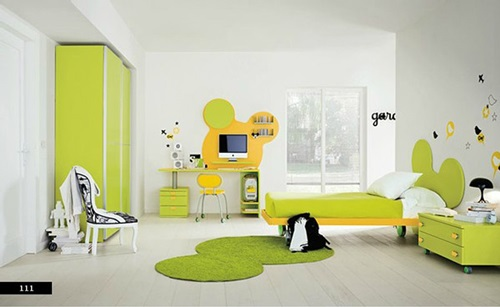 Funny Kids\' Bedroom Furniture and Design - Interior design