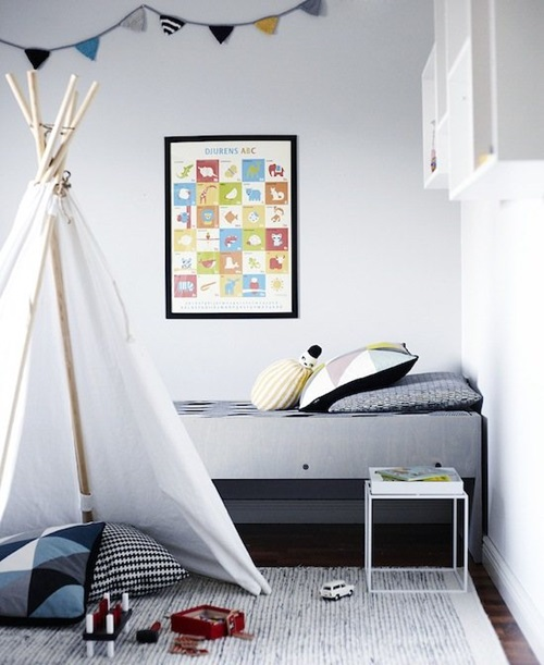 Interior Design Of Bedroom Images Wall Decor For Kids Bedroom Bedroom Ideas On A Budget Bedroom Colors For Males: Gender Neutral Kids Bedrooms